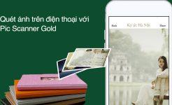 Pic Scanner Gold – Ứng dụng scan ảnh thành ảnh số cho di động