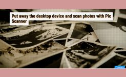 Put Away The Desktop Device; Use Pic Scanner
