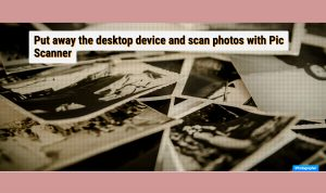 AppAdvice Pic Scanner