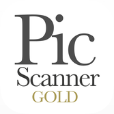 pic scanner gold app icon